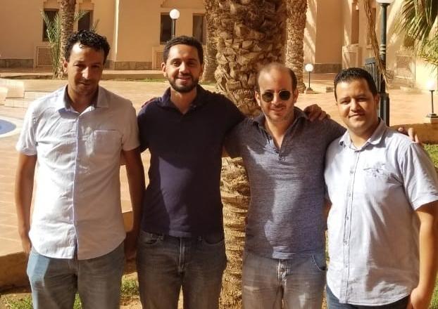 Team Marokko