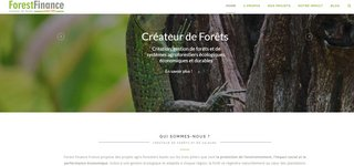 ForestFinance Frankreich