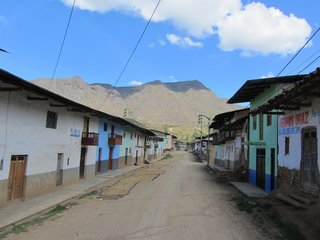 New project location Peru