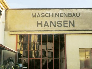 Hansen factory hall