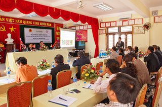 Further education programme Vietnam